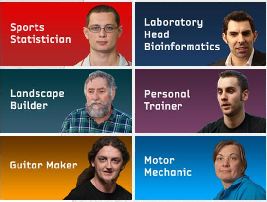 jobs that use math Mechanics automotive service technicians and mechanics image automotive  service technicians and mechanics use a variety of tools throughout their day.