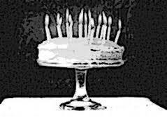 Desmos Birthday Cake