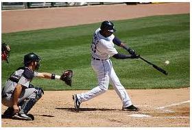 Major League Baseball Batters